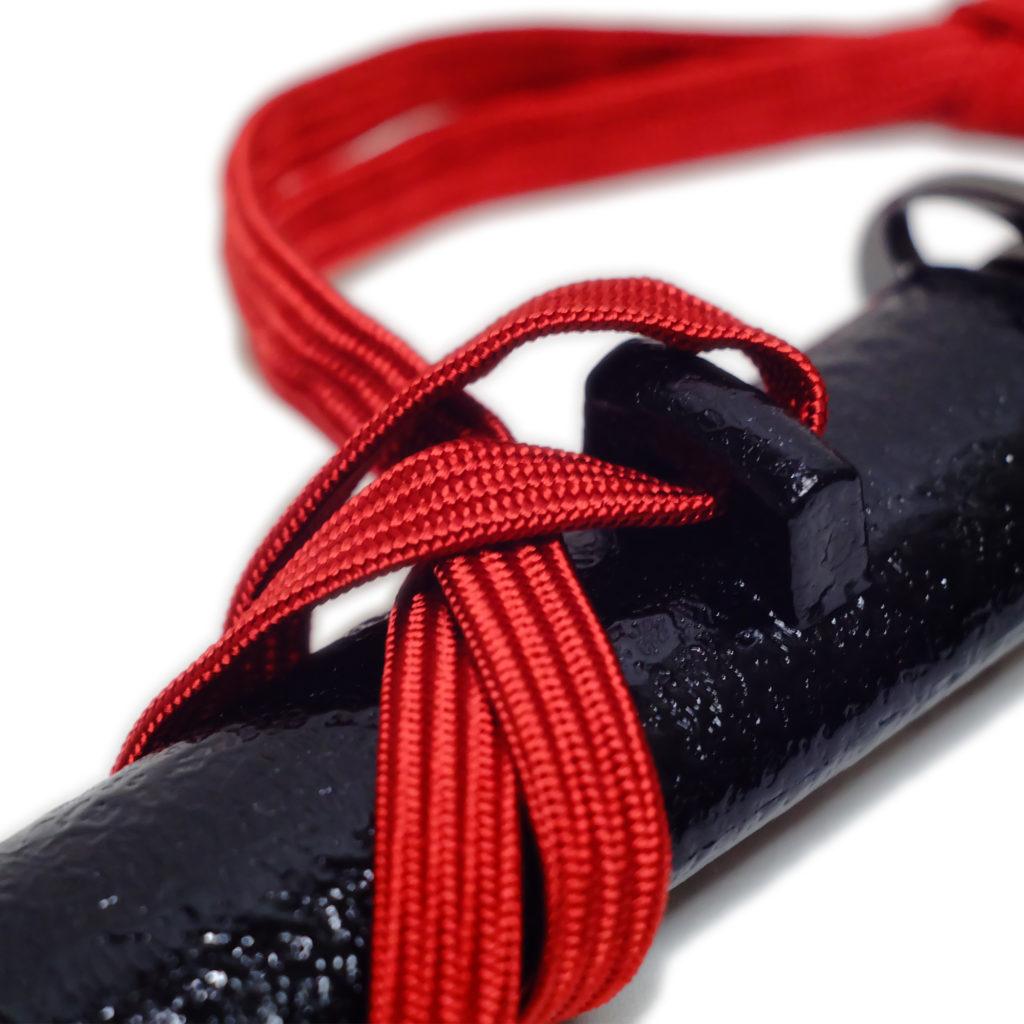 匠刀房 懐剣 赤糸拵 NEU-101RD - 懐剣シリーズ 模造刀-4