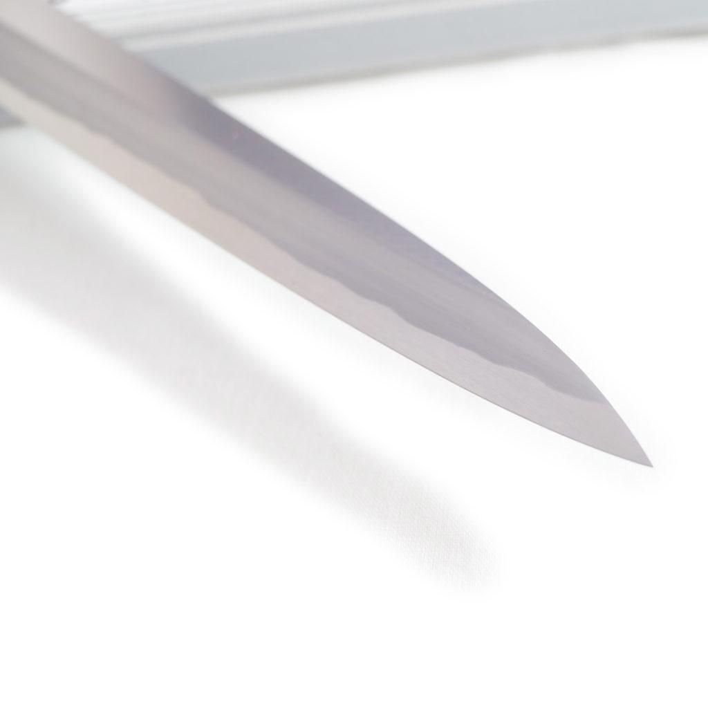 堺石藤 貞宗 正武 柳刃包丁 240mm 和包丁 刺身包丁-6