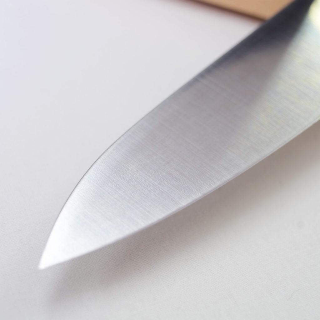 堺石藤 貞宗 ステンレス モリブデン鋼 牛刀 210mm 本焼 包丁-5