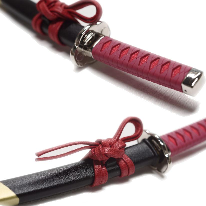 日本製 名刀ペーパーナイフ 織田信長 - 刀剣 関の刃物 関伝の美-3