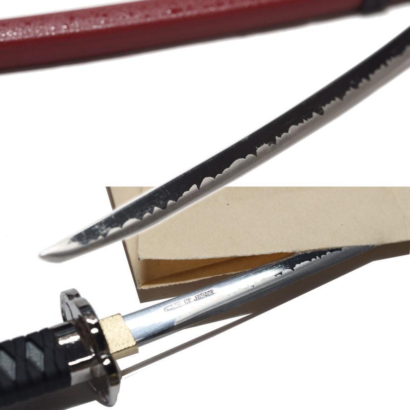 日本製 名刀ペーパーナイフ 坂本龍馬 - 刀剣 関の刃物 関伝の美-4