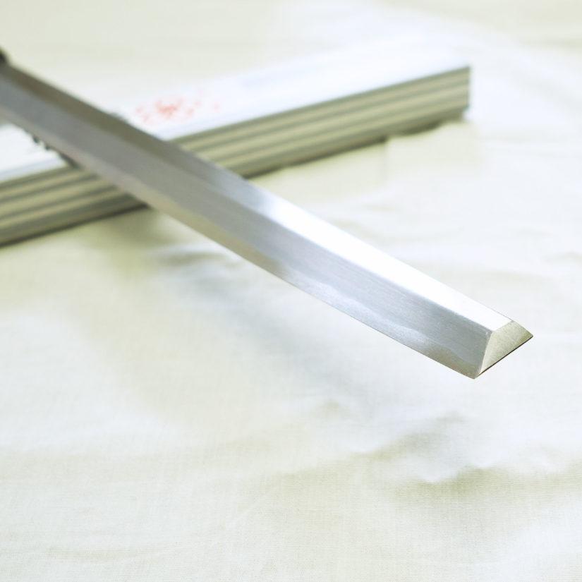堺石藤 貞宗 蛸引包丁 270mm 和包丁 刺身包丁 柳葉-5