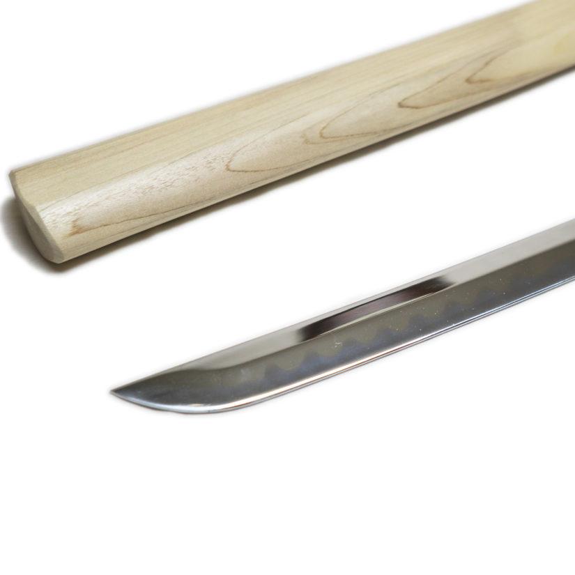 模造刀剣 白鞘 ZS-601L 大刀 - コスプレ 観賞用 インテリア-2