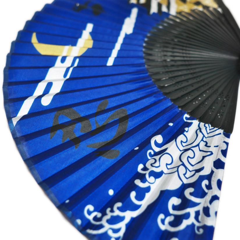 日本の美 彩り扇子 忍者 - おみやげ-2