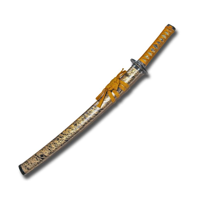 日本製 模造刀剣 匠刀房 金雲 小刀 NEU-060S -  コスプレ 観賞用 インテリア