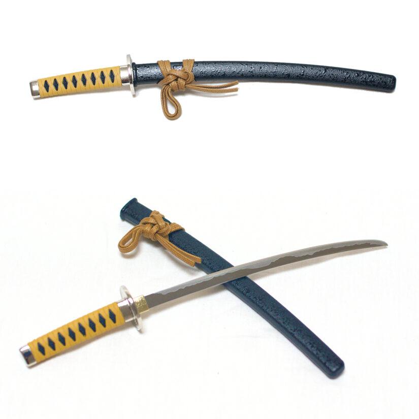 日本製 名刀ペーパーナイフ 近藤勇 - 刀剣 新選組 関の刃物 関伝の美-3