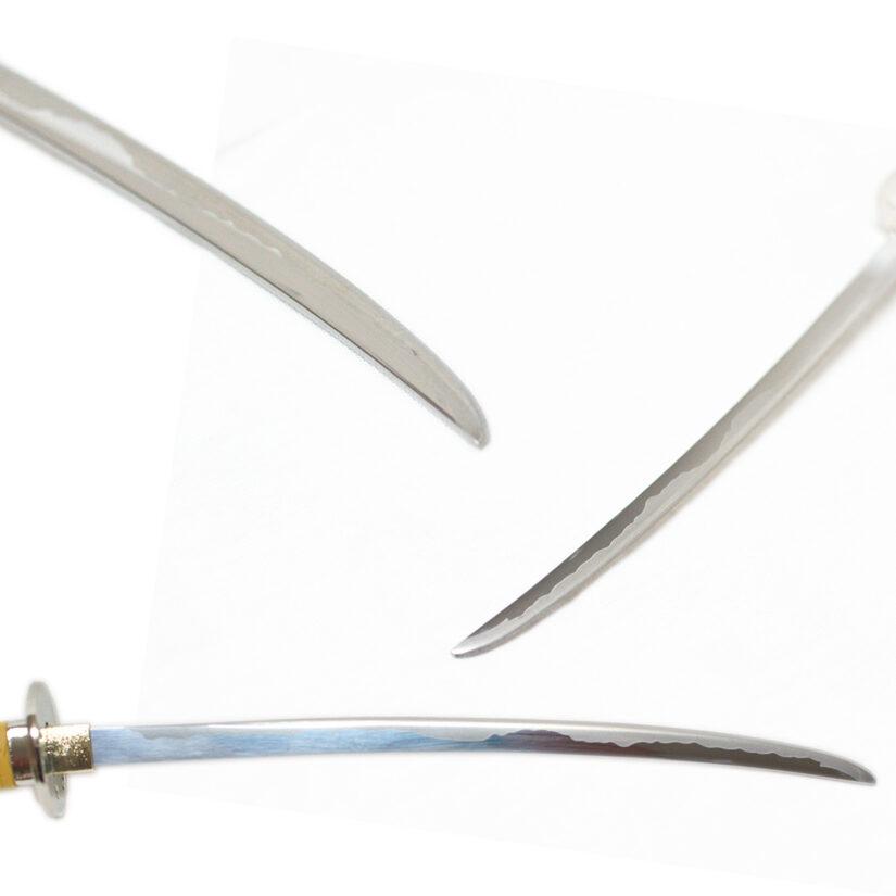日本製 名刀ペーパーナイフ 近藤勇 - 刀剣 新選組 関の刃物 関伝の美-4